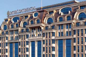 Hotel Intercontinental Kiev
