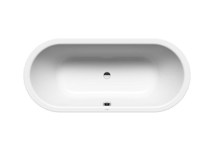 Classic Duo Oval freestanding
