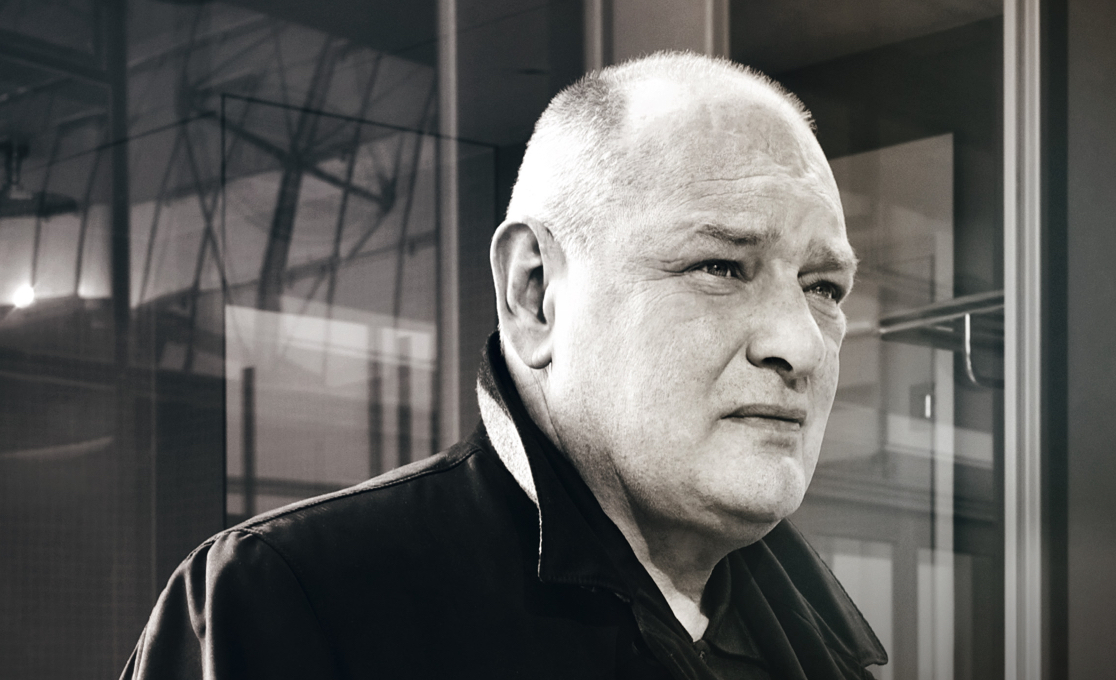 Portrait of TASSILO BOST, Senior Director of the Bost Group Berlin.